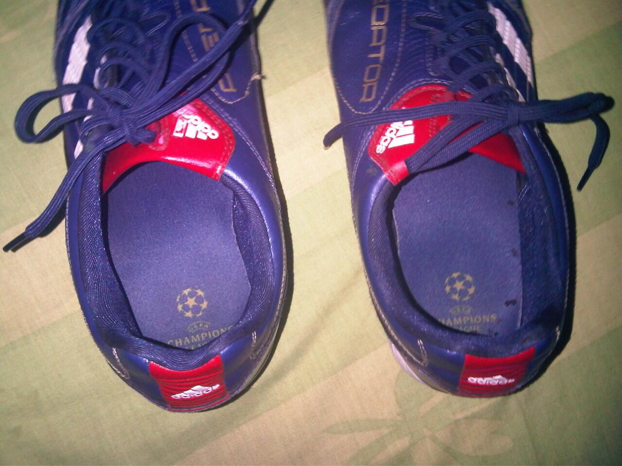[second] Adidas Predator futsal size 44 2/3, Muraaahhhh !!!!!