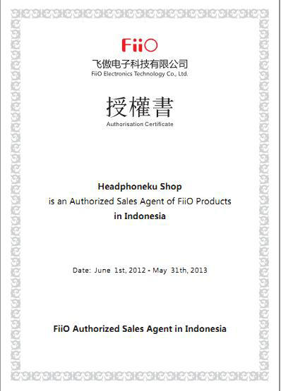[www.headphoneku.com] Fiio - DAC And Headphone Amplifier - authorized dealer