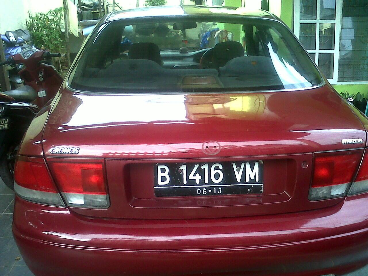JUAL Mazda 626 Cronos th 96