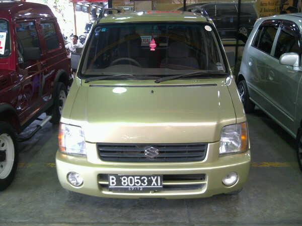 Suzuki Karimun thn 2002