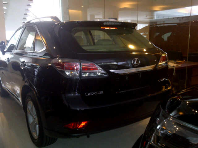 LEXUS RX 270 NEW FACELIFT