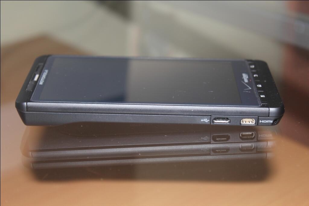 Motorola Droid X2 Like NEW + OTTERBOX + Nomor Smartfren Cantik