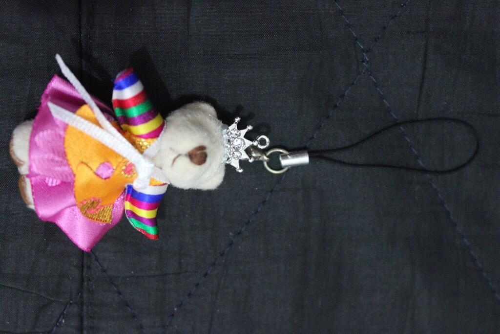Aksesoris Gantungan Kunci, handphone dan Pulpen Asli dari Korea, Kado, Hadiah
