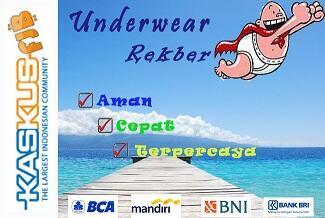 ==>> Underwear Rekber [ fee GRATIS , Aman, & Nyaman] <<==