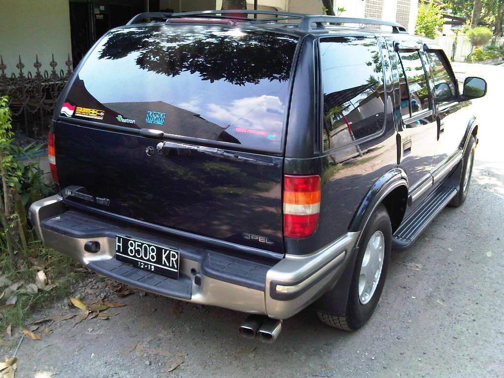 Opel chevrolet blazer owner s