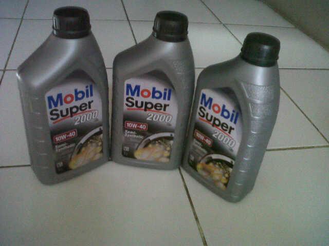 Terjual Jual Oli Mesin Shell Castrol Mobil 1 Motul