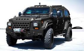 Inilah Mobil Anti Peluru (Ga Ada yang Bisa Ngalahin!!)