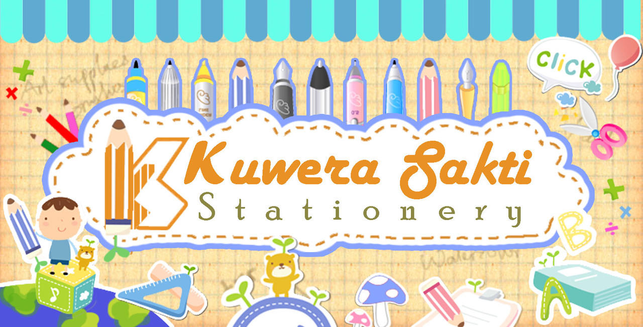 Kuwera Sakti Stationery: Fancy and unique stationery