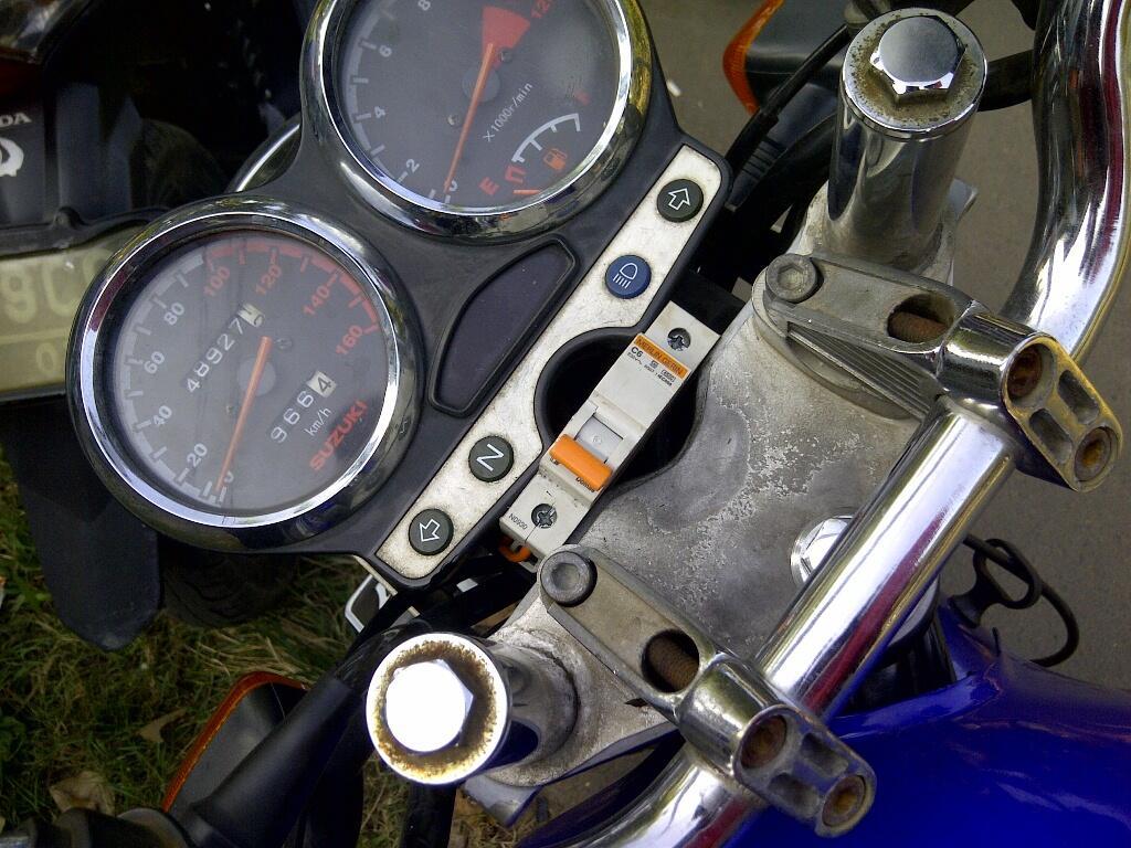 Technology terbaru motor 2012