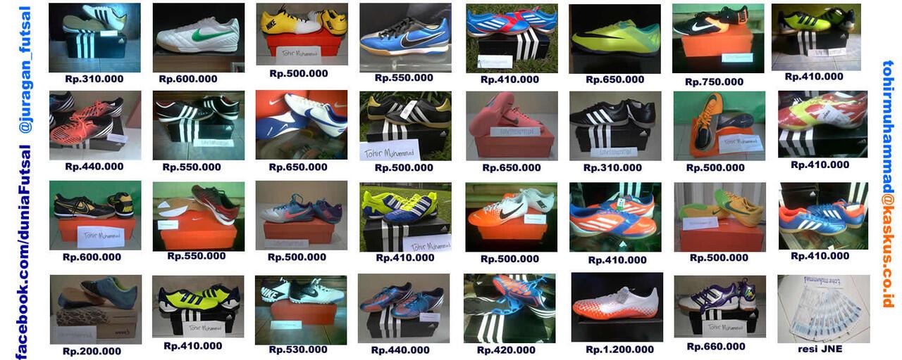 sepatu futsal adidas predator predito absolado LZ (lethal zone) 100% original