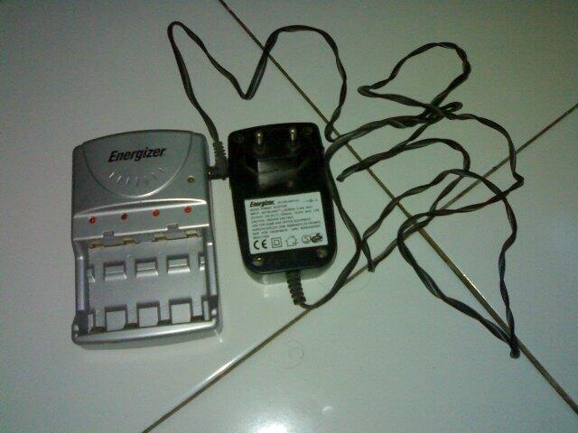 jual charger baterai energizer jogja