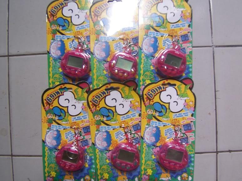Tamagotchi / tamagochi 69 in one 35000 ajah... ^^