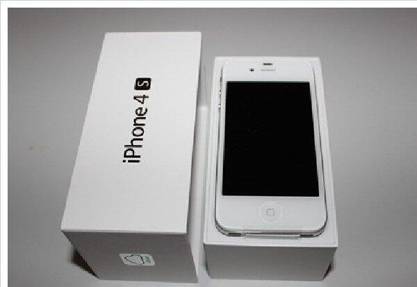 Iphone 4S 64GB (FU) Fullset BNOB White Garansi Singapore