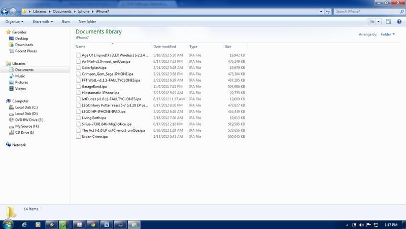 DVD Softcopy Game & aplikasi buat Ipod/Iphone/IPAD (Update Agustus 2012) Bandung