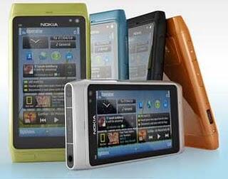 Nokia E7 Rp.1,700,000 hub/sms: 087-840-262-444