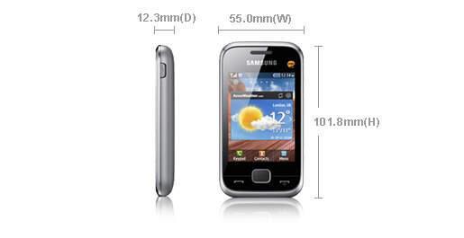 [COMMUNITY] Samsung Champ GT-3312