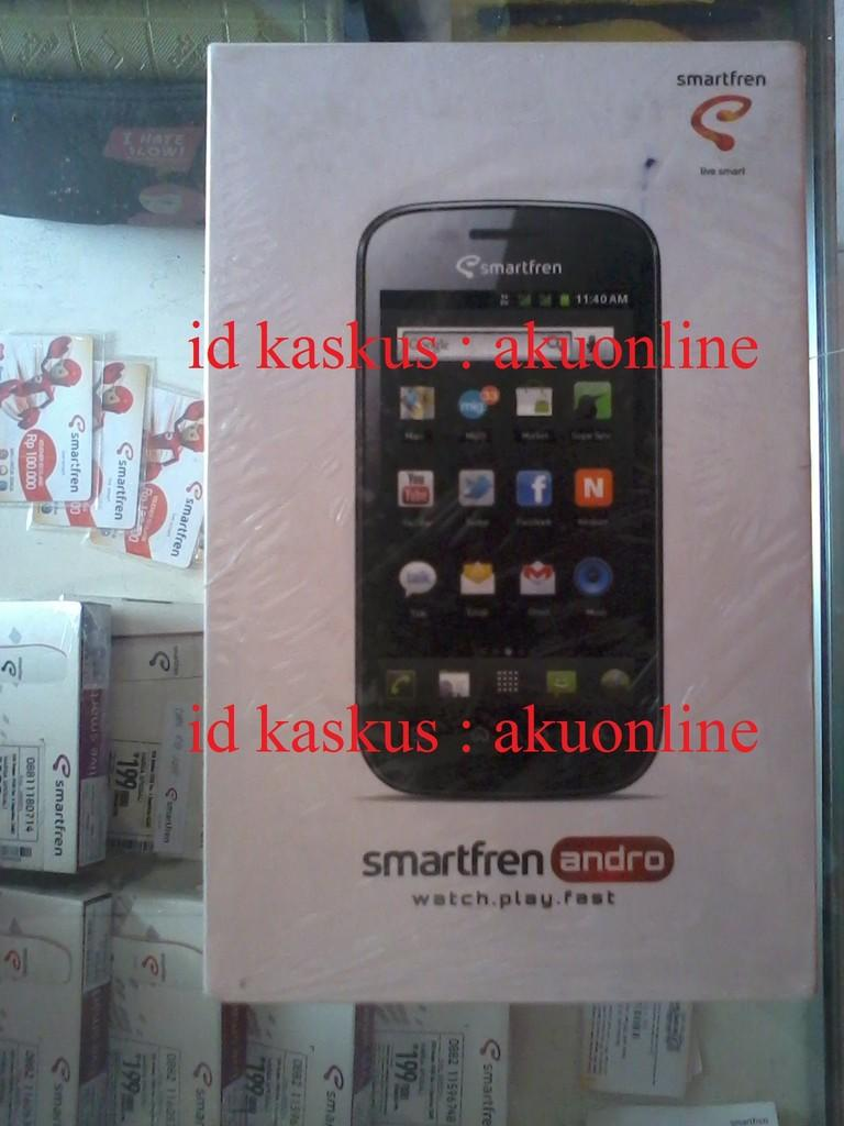 ++++ AJ3 Gil3, Handphone Smartfren Andro HS-E910, Hrga Cuman Rp. 1.450.000 ,Mau Dong?