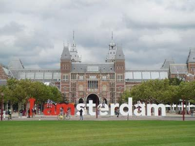 5 Wisata Museum Terkenal - Amsterdam [with PIC]