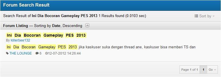 Ini Dia Bocoran Gameplay PES 2013