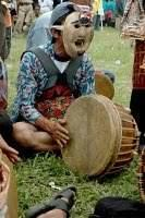 Sekuraan, Pesta Topeng Budaya Lampung Menyambut Idul Fitri