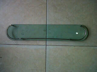 Rak Shampo + Handuk ( Stainless Steel )