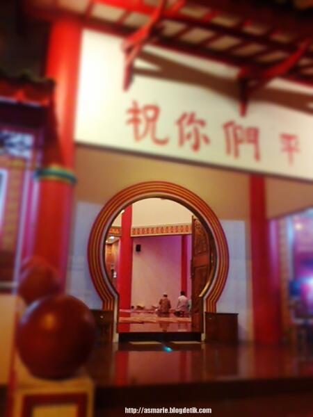Indahnya Masjid Jami' PITI Muhammad Cheng Ho (with PIC)