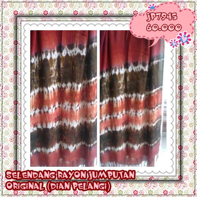 Jual Kerudung Designed Dian Pelang (UPDATE STOCK)