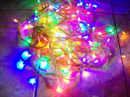 Lampu Hias/Dekorasi LED Lights (MURAH BANGETSS/Eceran & Grosir)