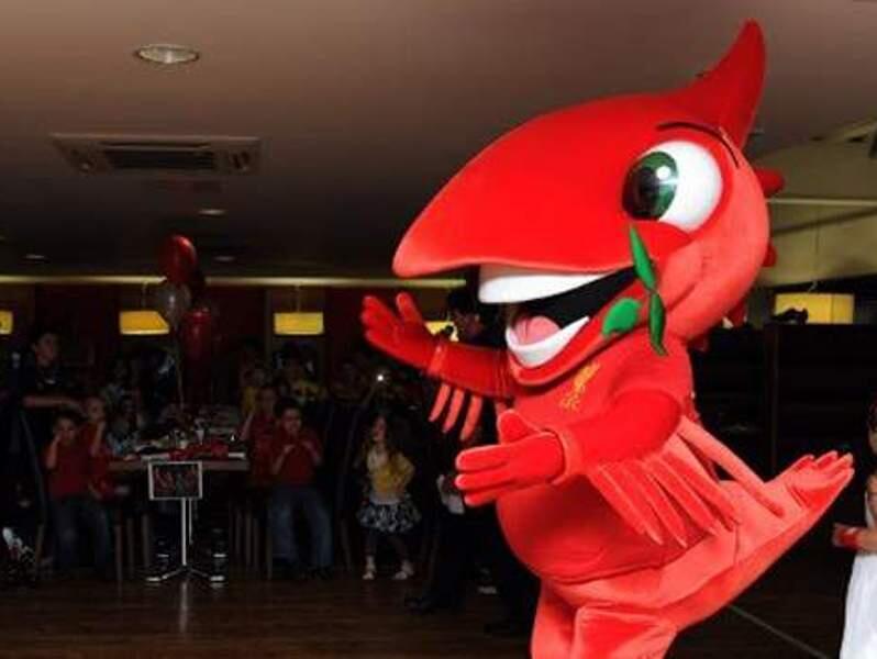 Maskot Baru Liverpool Dicela Liverpudlian