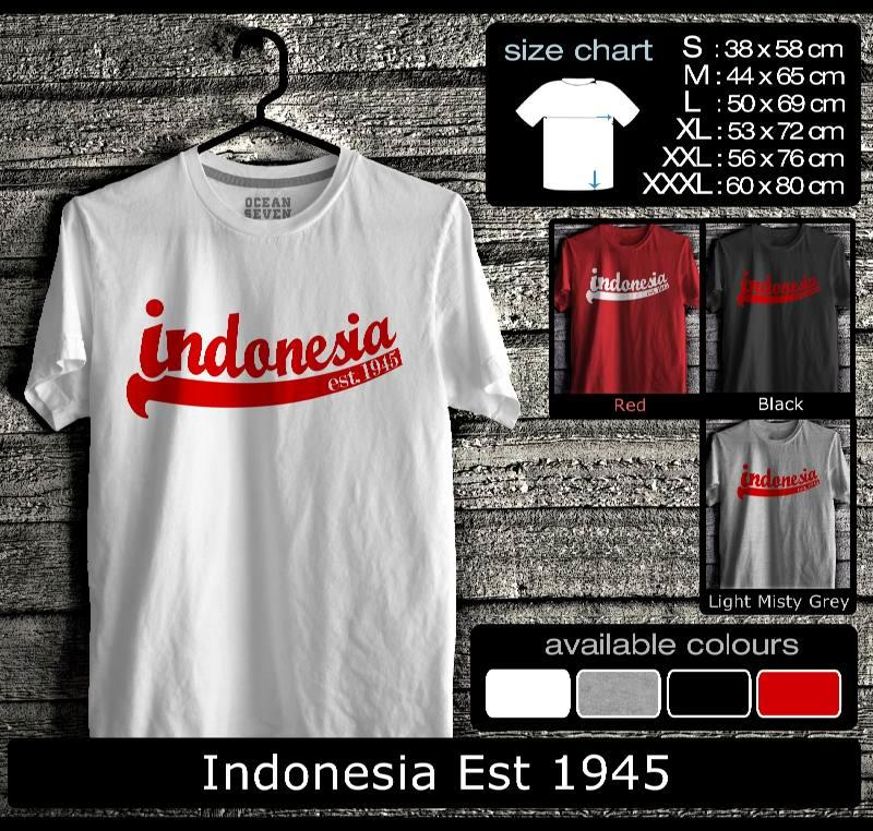 ~~~Jual Kaos All About INDONESIA!!! MURMER 80K!!!~~~