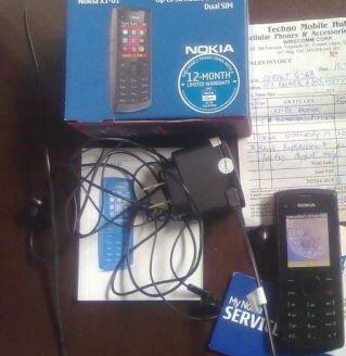 Nokia X1-01 Dual GSM on fullset istimewa like new GRS 8bln Solo Surakarta Karanganyar