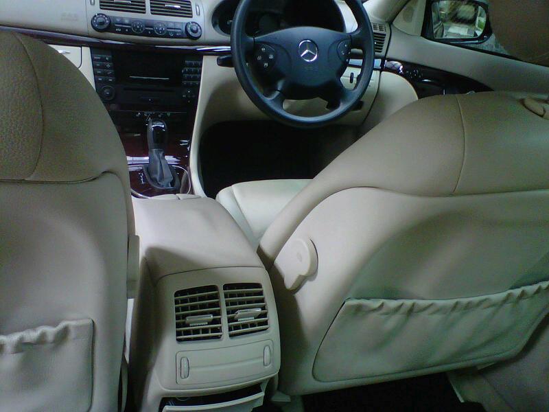 Mercedes E200K (W211) 2005