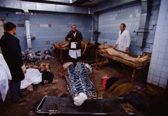 Morgue espanyole.. :cool