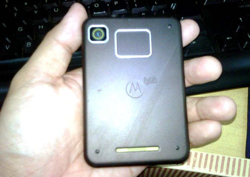 Dijual Motorola Charm batangan