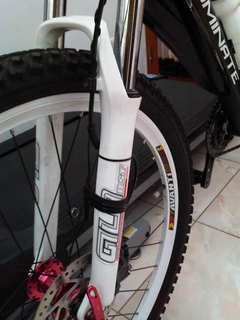 Barter parts sepeda yuk!! Ga boleh pake uang