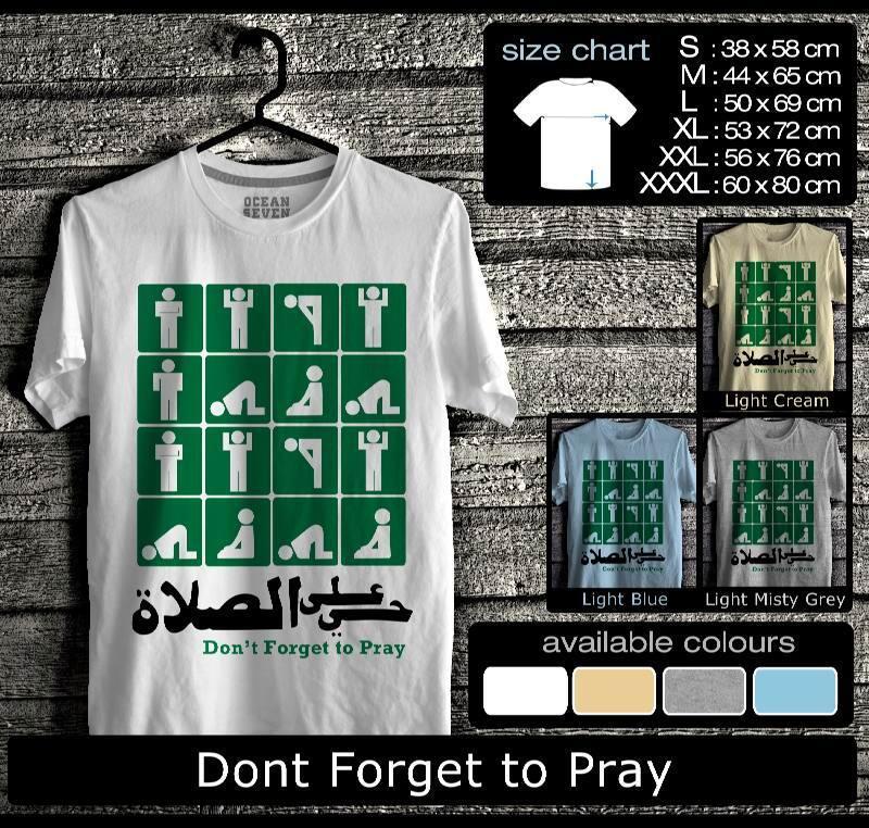 ~~~Jual Kaos MUSLIM, yang muslim wajib masuk MURMER 80K~~~