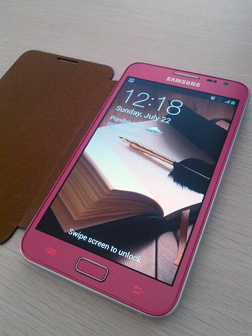 Jual Samsung Galaxy Note GT-N7000