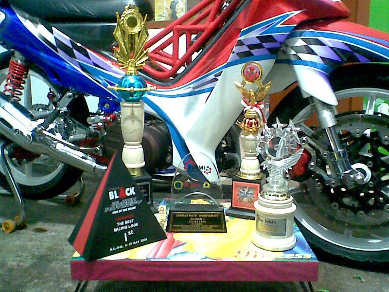 Terjual Yamaha F1zr 1997 Full Modif Racing Look Juara Kontes Kaskus