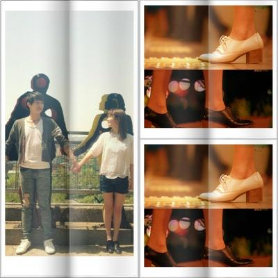 PO Shoes K-Pop Style (Park Ha'shoes in Rooftop Prince- Look Alike)