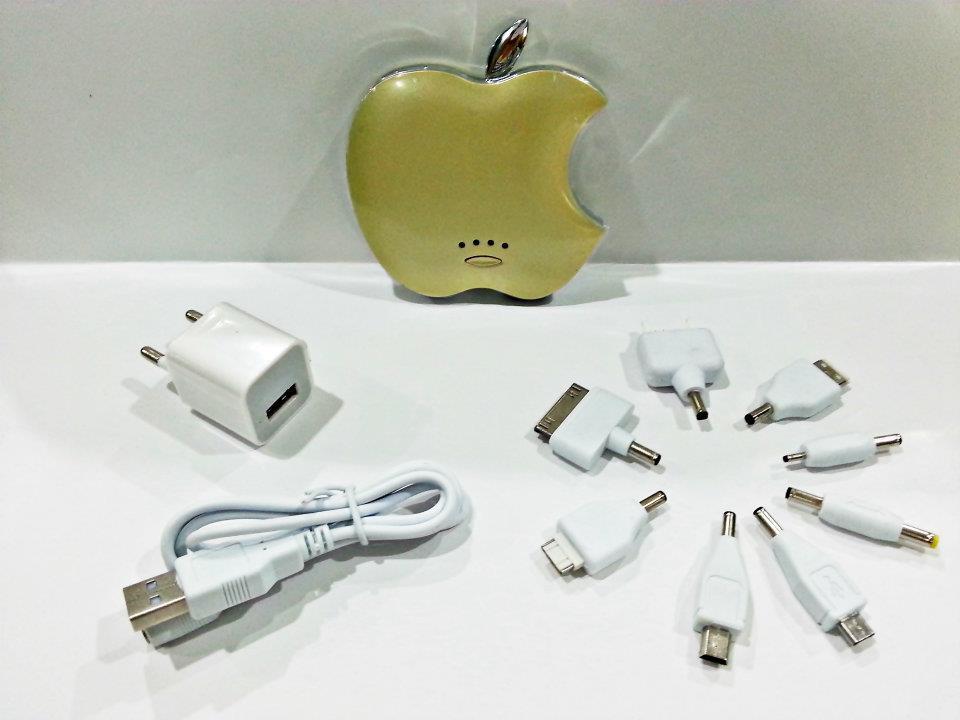 power bank forsta apple design satu-satunya di indonesia