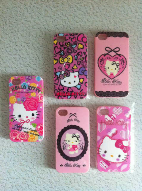 CASING IPHONE 4 & 4S LUCU, UNIK, MURAH!!