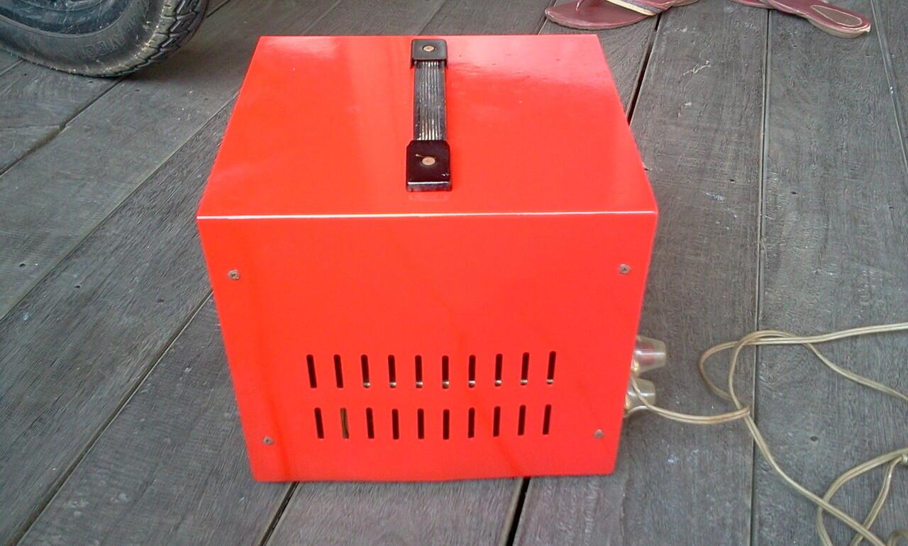 Stavol MATSUNAGA Automatic Voltage Regulator SVC-3000N made in JAPAN