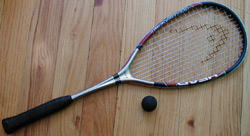 Thread Olahraga Squash