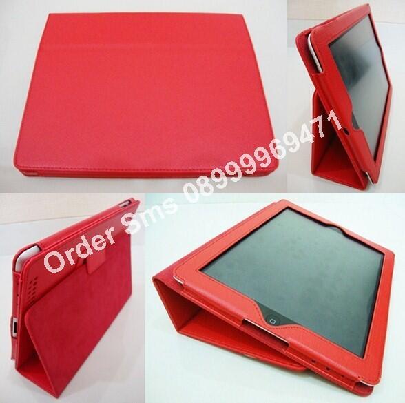 Smart Leather Case Ipad 2 dan 3 (Rotate dan Lipat) High Quality and Low Price