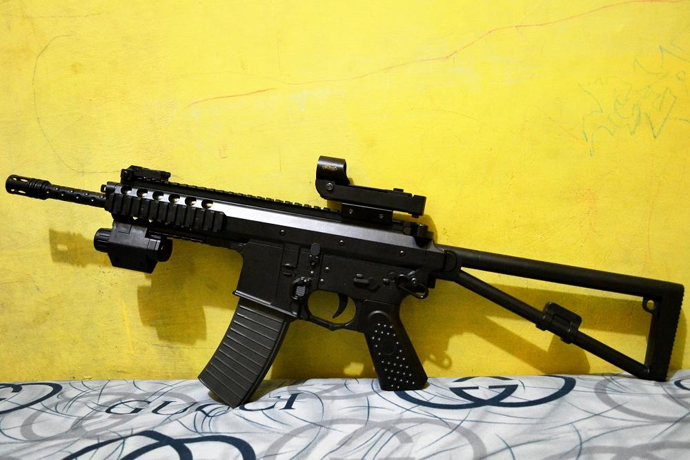 Spring Rifle KAC PDW