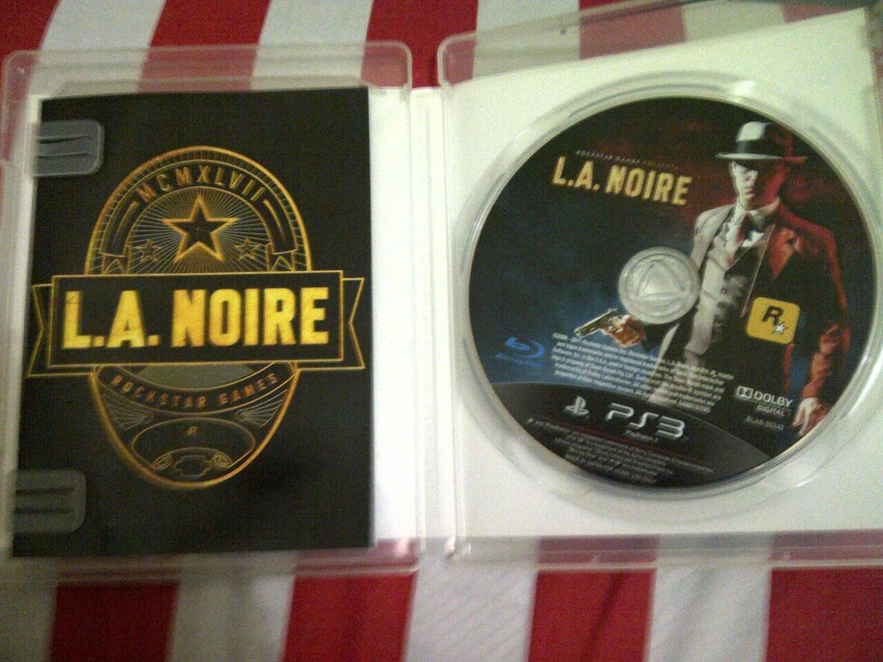 BD LA Noire, Prototype