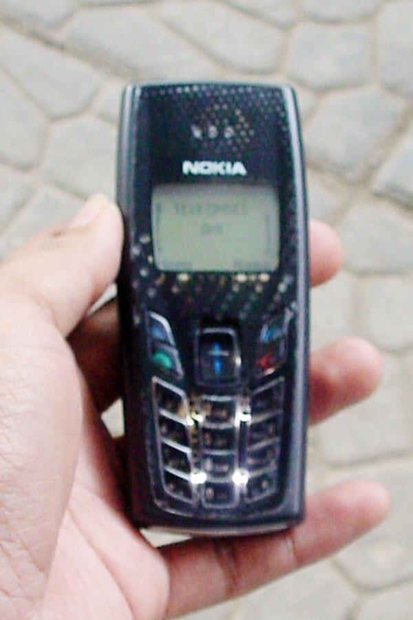 Jual HP Jadul Paket 277: Nokia 5210 (2unit), 1100, 3610, 8210, 3315