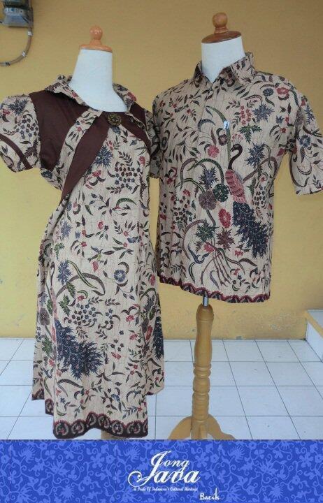 JONG JAVA batik (Batik Couple untuk agan dan sista) :D