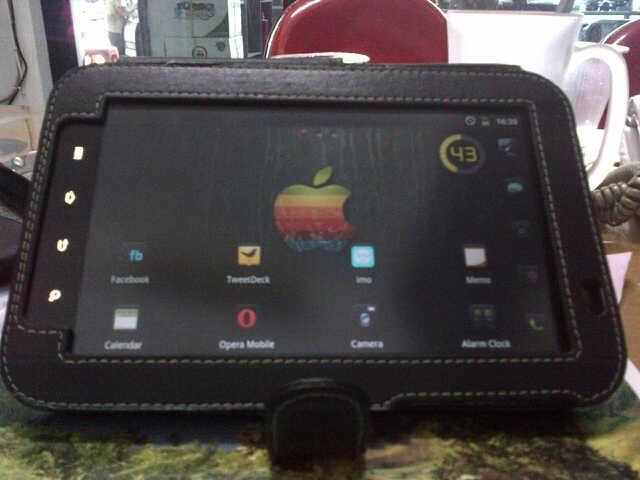 Galaxy Tab 7 Inch P1000