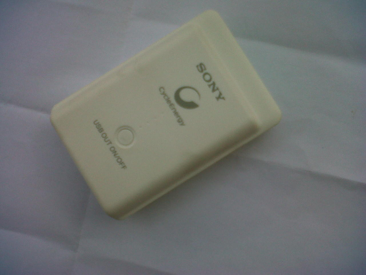 SONY Portable Power Supply CP-A2LS